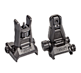 Magpul MBUS PRO AR15 BUIS Flip-Up Front & Rear Sights - Combo Sets