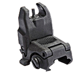 Magpul Gen 2 Front MBUS Back Up Iron Sight - BLACK