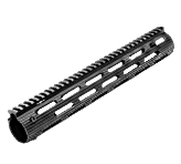 "Troy VTAC Alpha 13"" BattleRail no Sight - Black - STRXAVK13BT01"