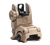 Magpul Gen2 Rear MBUS Back Up Iron Sight - FDE