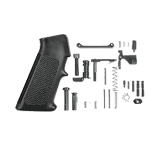 AlphaOps Lower Parts Kit - Less Trigger Group + A2 Grip