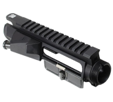 Vltor MUR-1A Upper Receiver with Forward Assist/Shell Deflector - Black